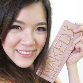 How to Rose Gold Nude with Naked 3