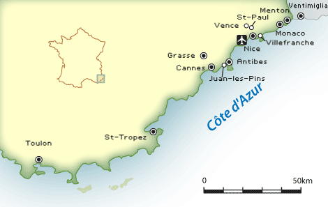 cote-d-azur-map