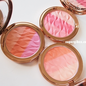 Bisous Bisous Love You Cherie Blusher บลัชออนสีหวานสวยจับใจ