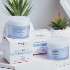 Eucerin UltraSENSITIVE Aquaporin Gel Cream and Cream